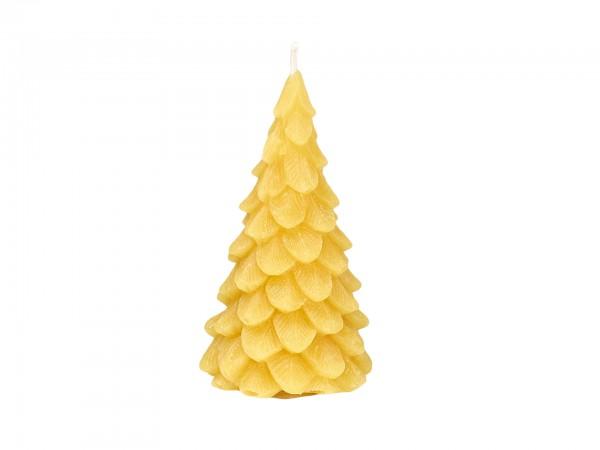 Bienenwachskerze Tannenbaum