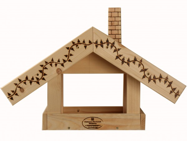 Vogel-Futter-Haus