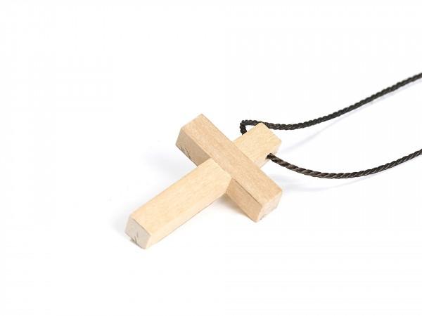Halskette Kreuz klein